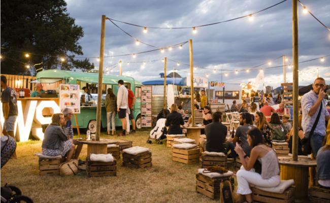 White Summer and La Santa Market